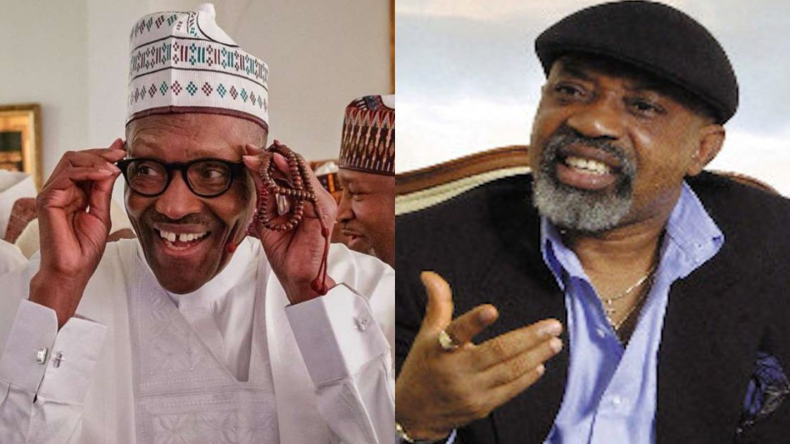 Image result for Dr. Chris Ngige and Buhari